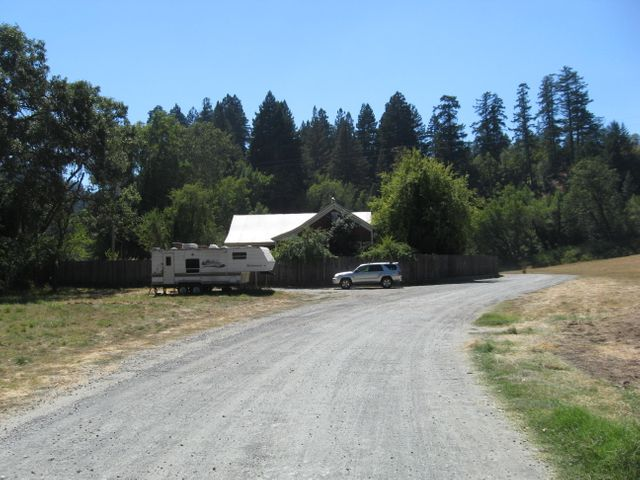 00 Wood Ranch Road, Redway, CA 95560
