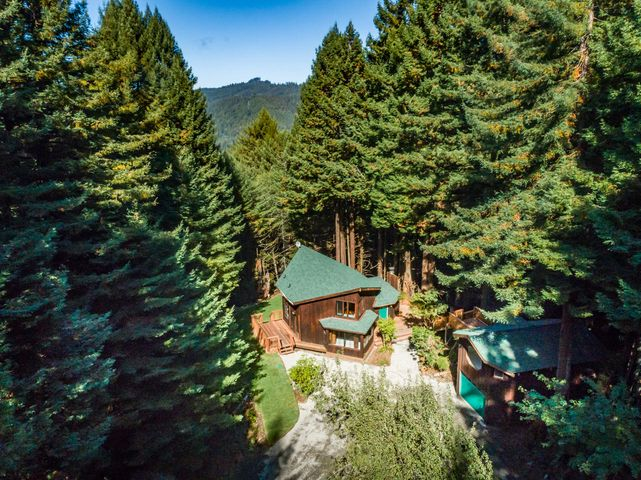 4452 Greenwood Heights Drive, Kneeland, CA 95549