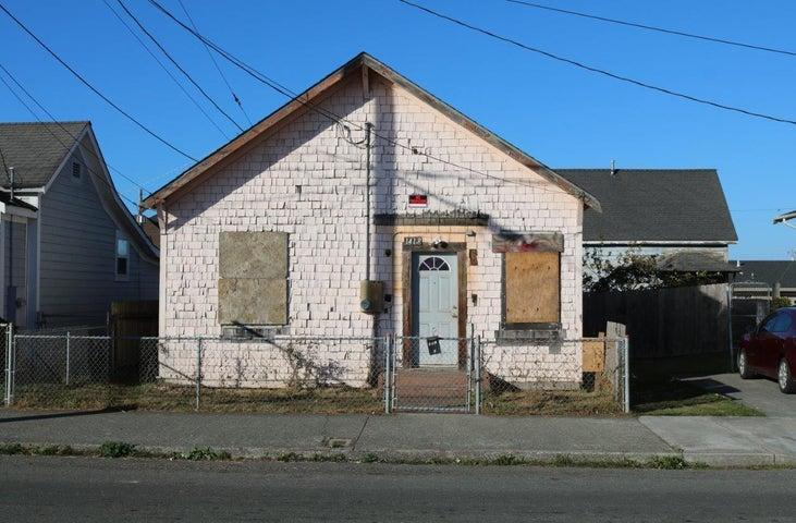 1419 4th Street, Eureka, CA 95501