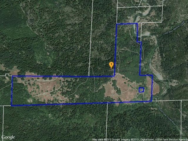 1790 Hidden Valley Ranch Road, Hayfork, CA 96041