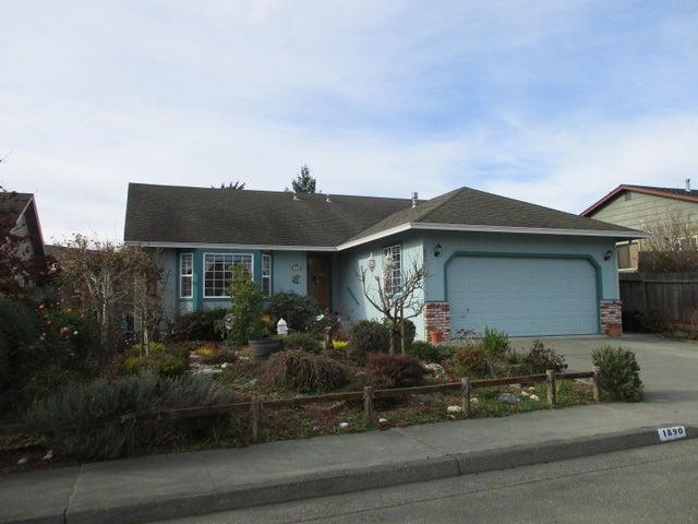 1890 Lime Avenue, McKinleyville, CA 95519