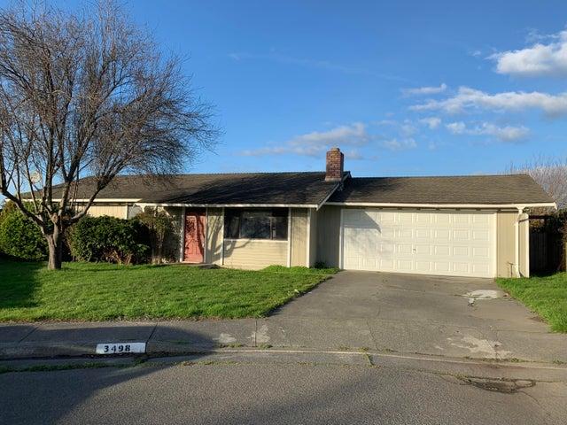 3498 Zelia Court, Arcata, CA 95521
