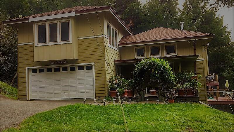 326 Ridge Road, Whitethorn, CA 95589