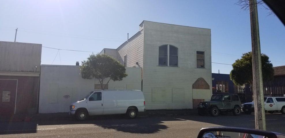216-220 Third Street, Eureka, CA 95503