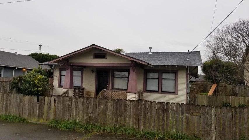 409 W Sonoma Street, Eureka, CA 95501