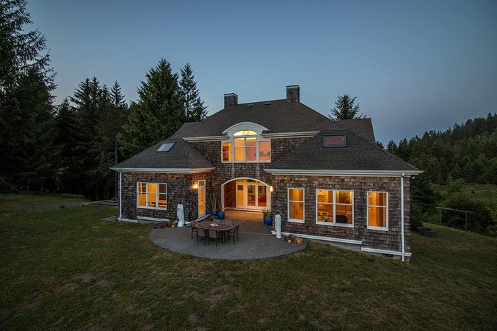 4898 Fickle Hill Road, Arcata, CA 95521