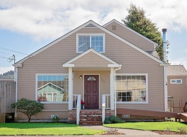 888 Howard Street, Ferndale, CA 95536