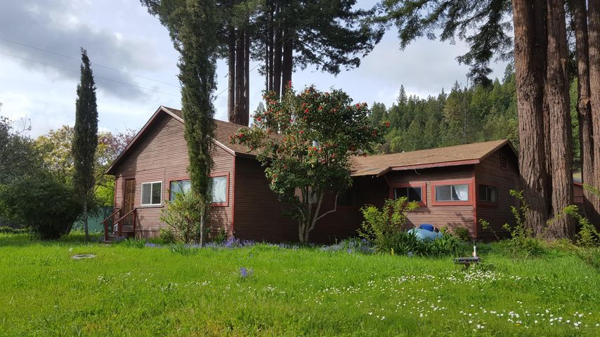 12827 Avenue Of The Giants 101, Myers Flat, CA 95554