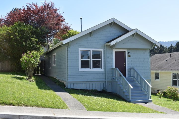 627 Second Street, Scotia, CA 95565