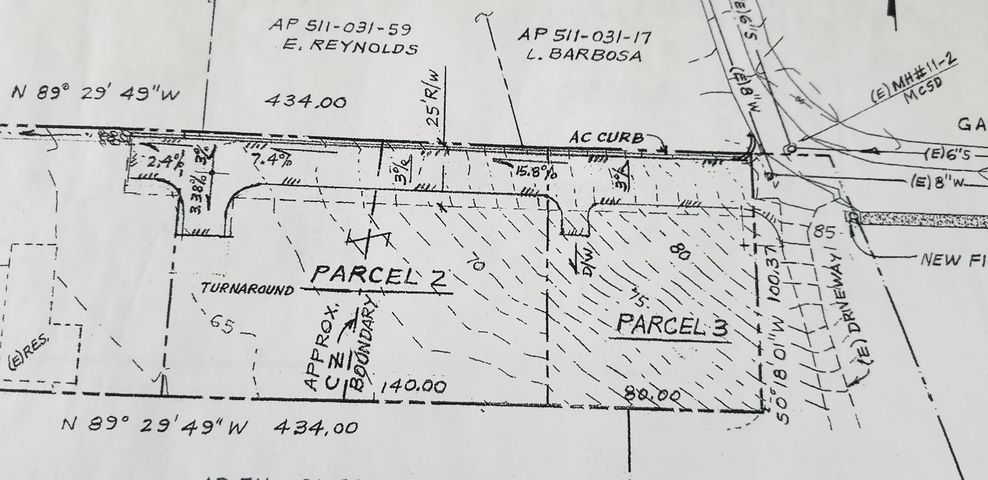 1030 Lot 3 Gassaway Road, McKinleyville, CA 95519