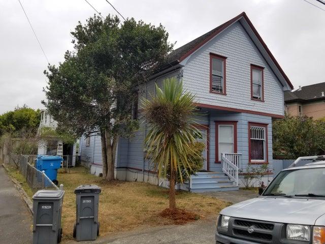 1927 C Street, Eureka, CA 95501