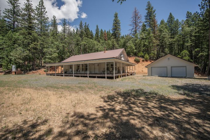 2875 Bear Creek Road, Weaverville, CA 96093