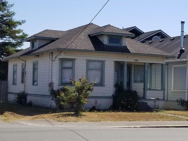 1703 West Avenue, Eureka, CA 95501