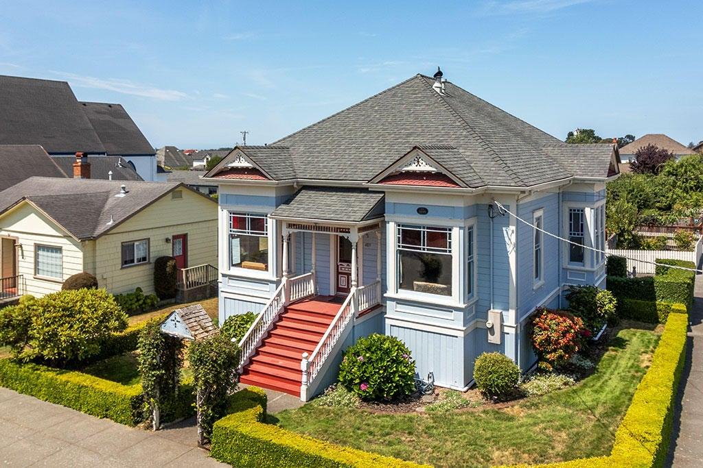 483 Shaw Avenue, Ferndale, CA 95536