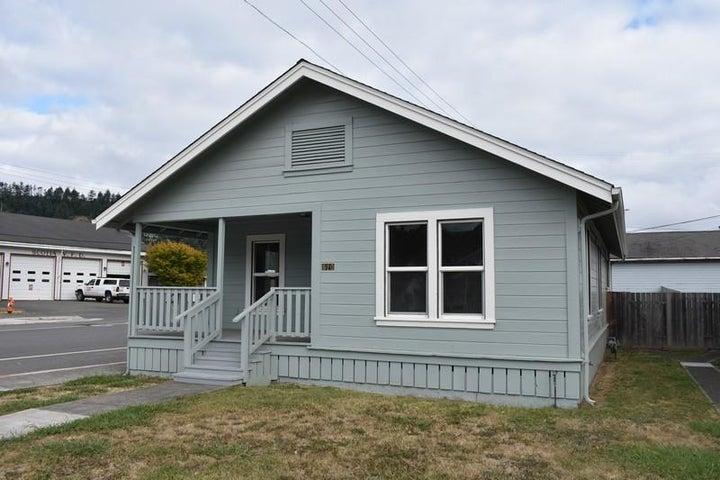 620 Second Street, Scotia, CA 95565