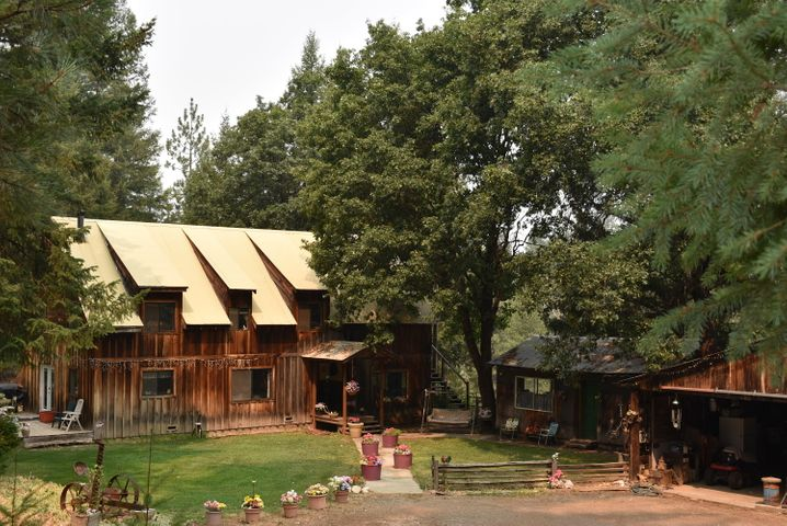 2129 Morgan Hill Road, Hayfork, CA 96041