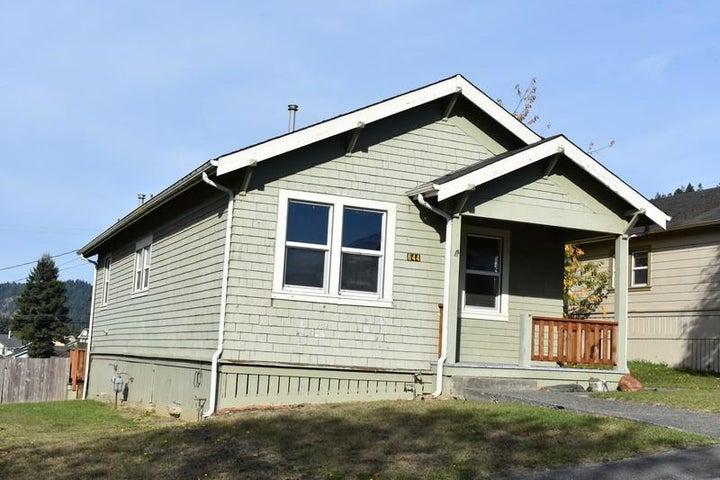 644 Third Street, Scotia, CA 95565