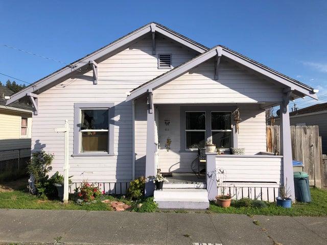 613 15th Street, Fortuna, CA 95540
