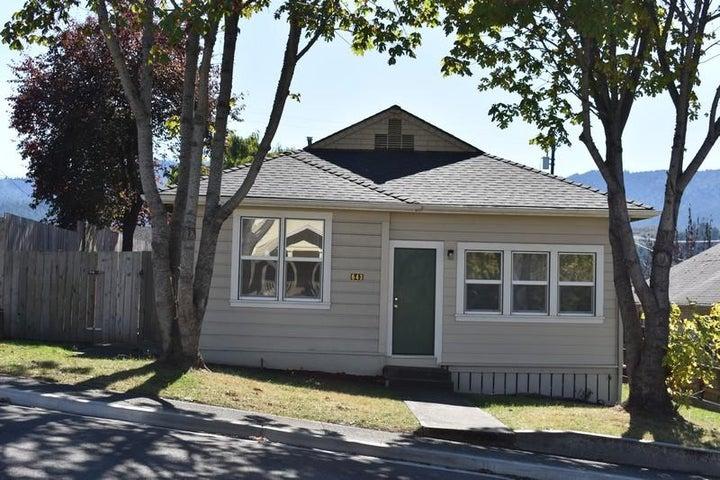 643 3rd Street, Scotia, CA 95565