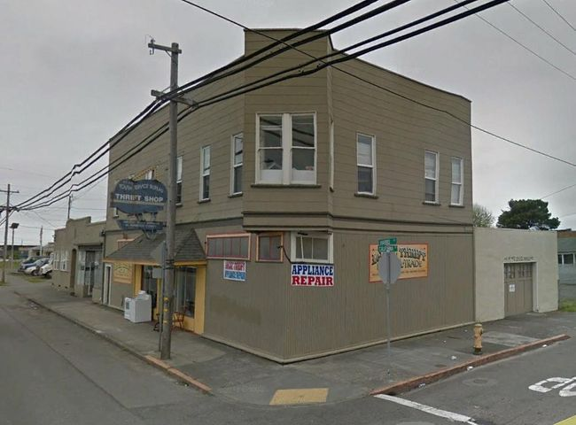 100 W. Harris Street, Eureka, CA 95503