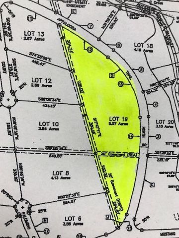 Lot 19 Kotas Country Estattes, Huron, SD 57350