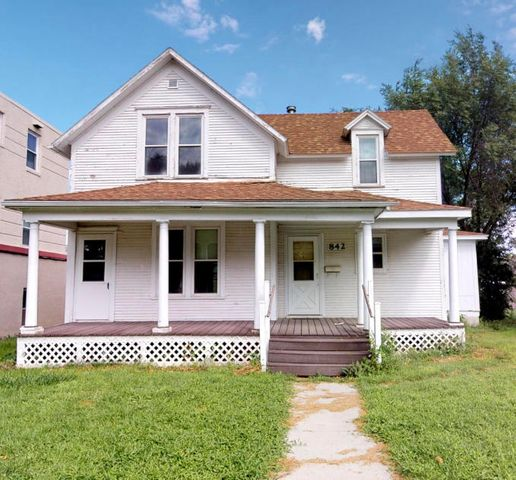 Welcome Home! Beautiful Affordability across from Huron's Famous Waterpark!