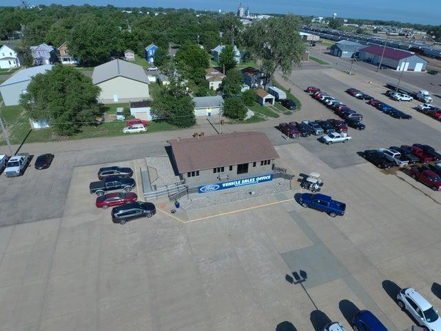 Market & Wisconsin, Huron, SD