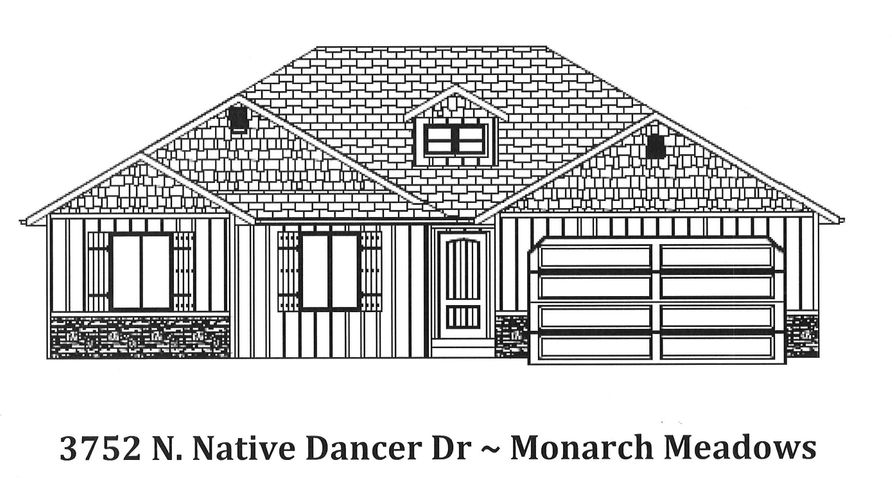 3752 N Native Dancer DR, Cedar City, UT 84721