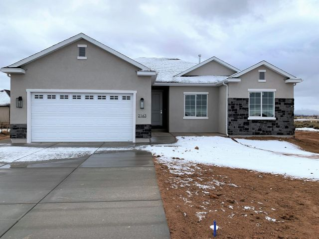 2163 W 3400 N 2163 Secretariat Way W, Cedar City, UT 84721