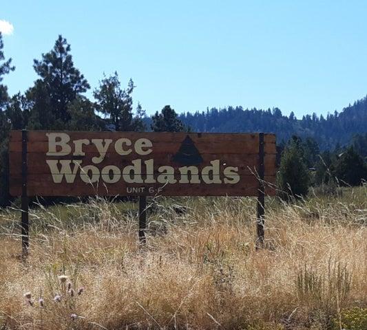 Lot 112 Bryce Woodland Estates, Alton UT 84710