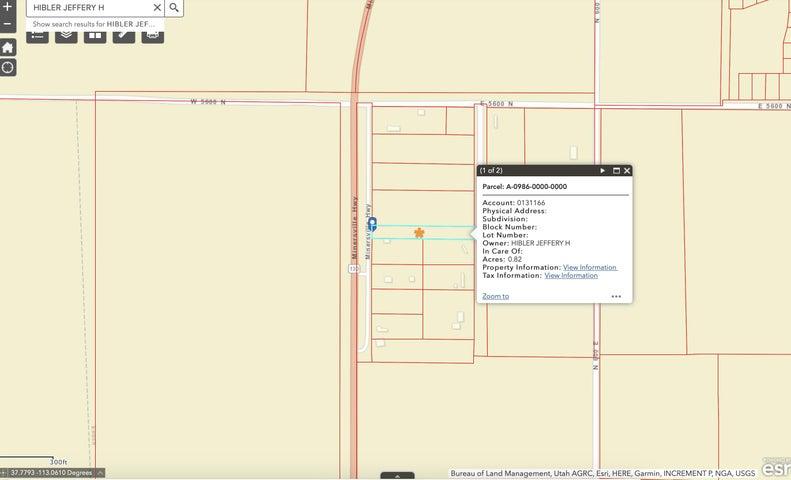 5500 N Minersville Hwy, Enoch UT 84721