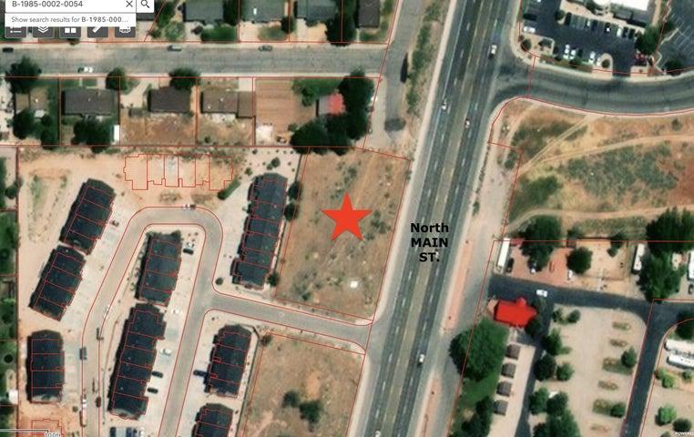 0.79 acres N Main St, Cedar City UT 84721