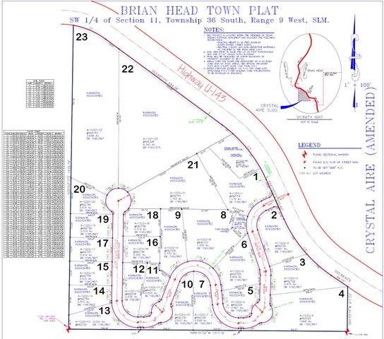 197 W ZION VIEW Dr, Brian Head UT 84719