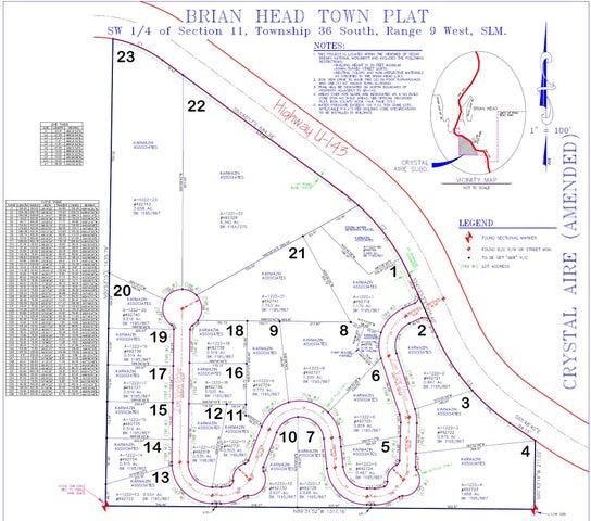 192 W ZION VIEW Dr, Brian Head UT 84719