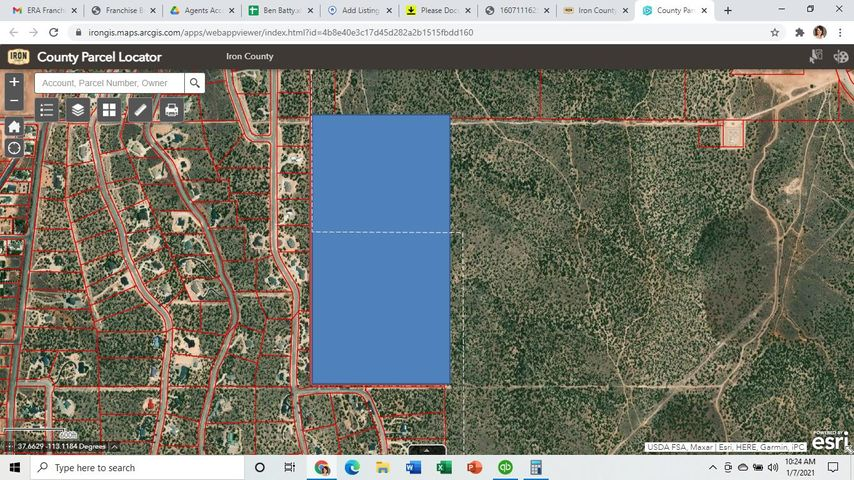 7615 Acres 75 Ownership, Cedar City UT 84720