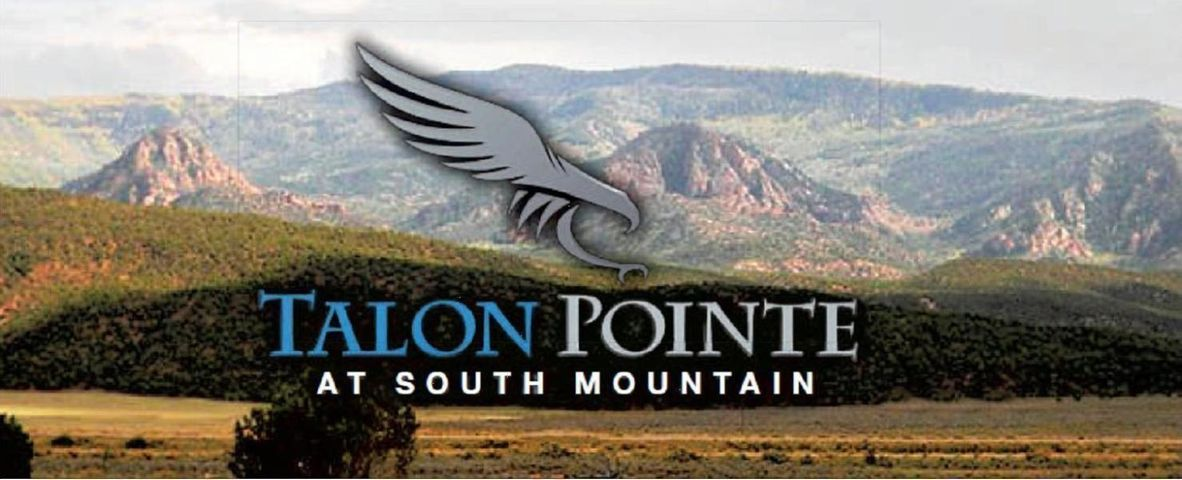 10 Lots Talon Pointe at South Mountain, Cedar City UT 84720