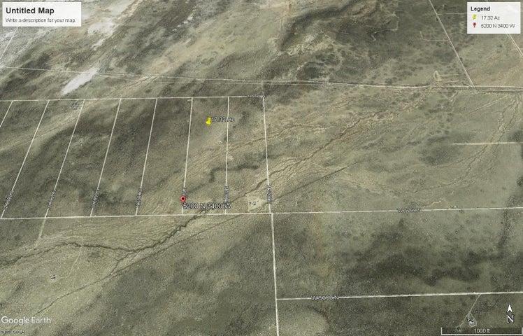 17.32 Ac Serene Valley Ranchos, Beryl UT 84714