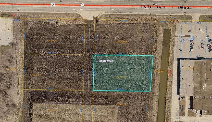 1891 Royal Avenue, Lot #6, Spirit Lake, IA 51360