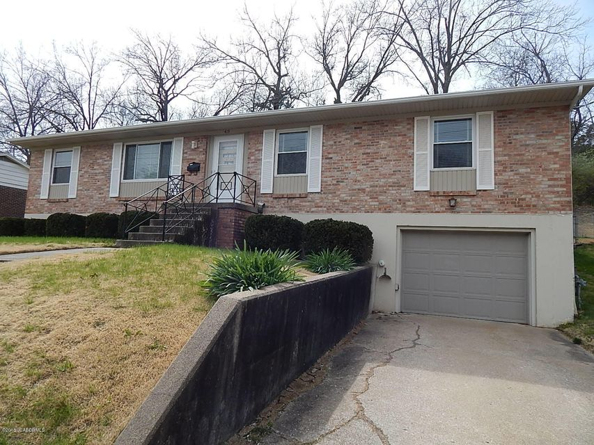 Photo of 415 BELAIR DRIVE Jefferson City MO 65109