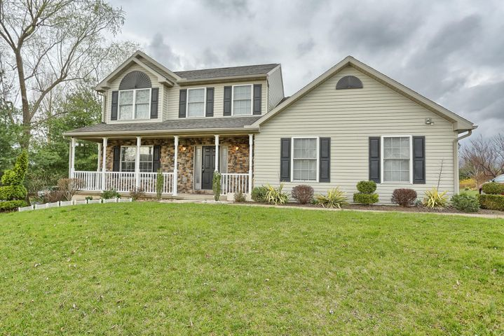 356 BLACKSMITH ROAD, DOUGLASSVILLE, PA 19518