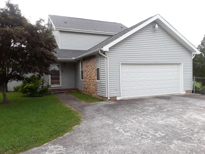 Sold AS IS. This home has tons of potential. 3 generous bedrooms with 3 full baths. Kitchen with dining area. Large living room. Situated on approximately .86 acres. Fenced yard. Easy to see!