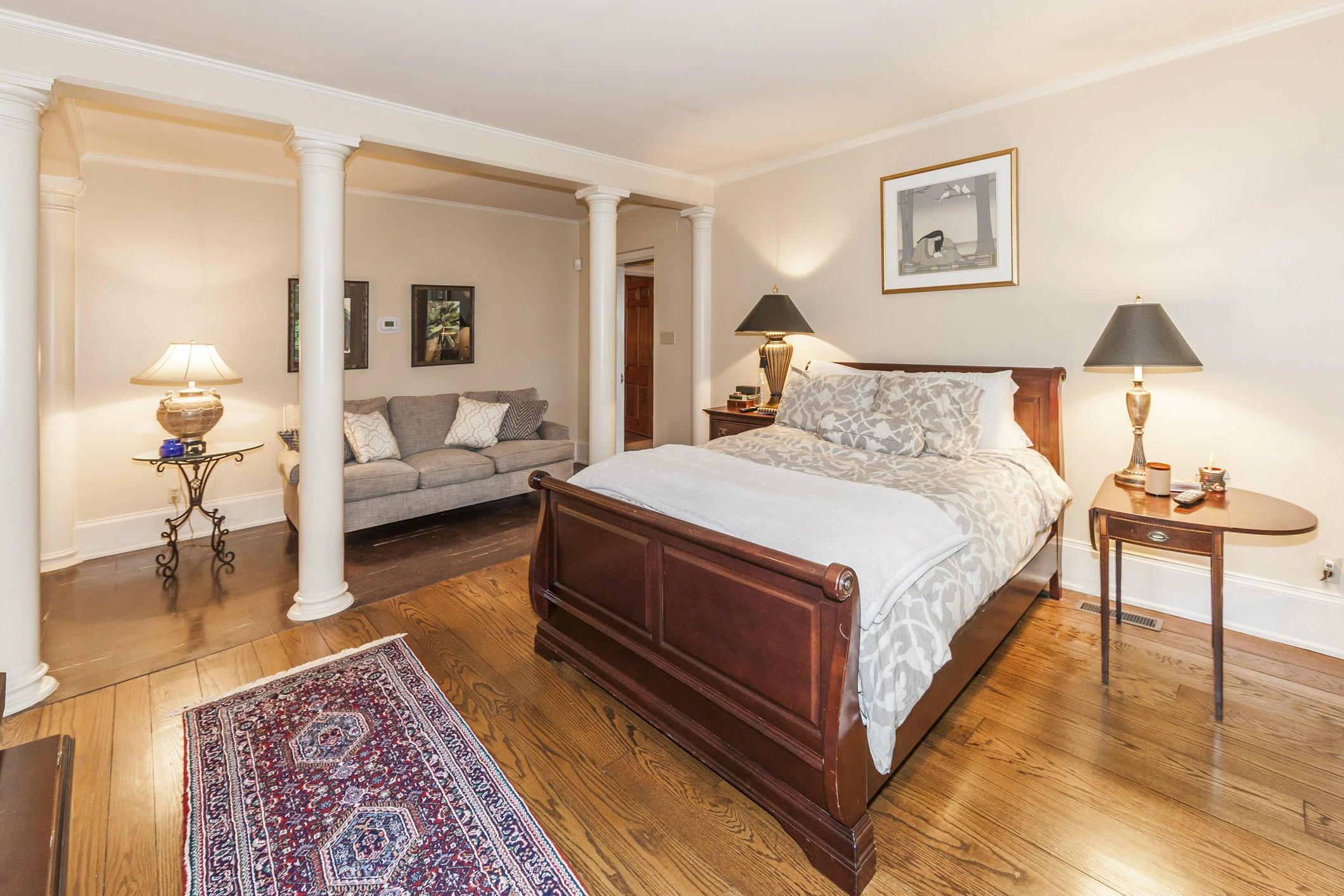 main level guest bedrm