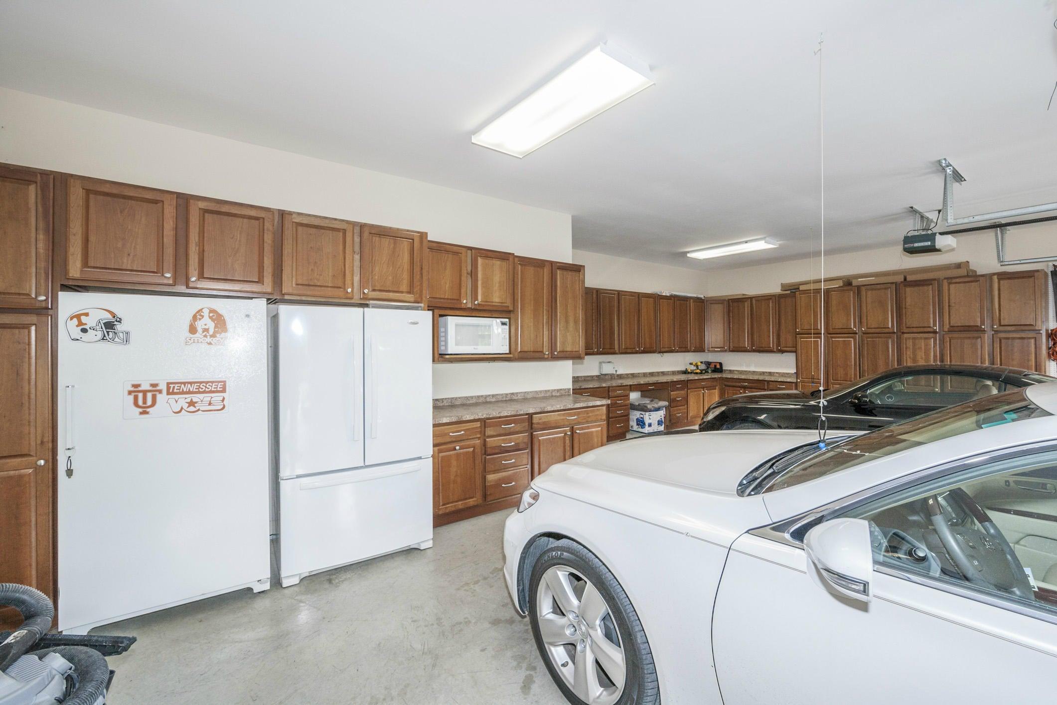 built ins in garage