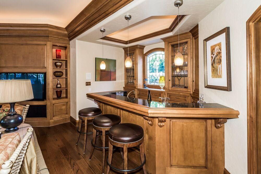 bar area in family rm