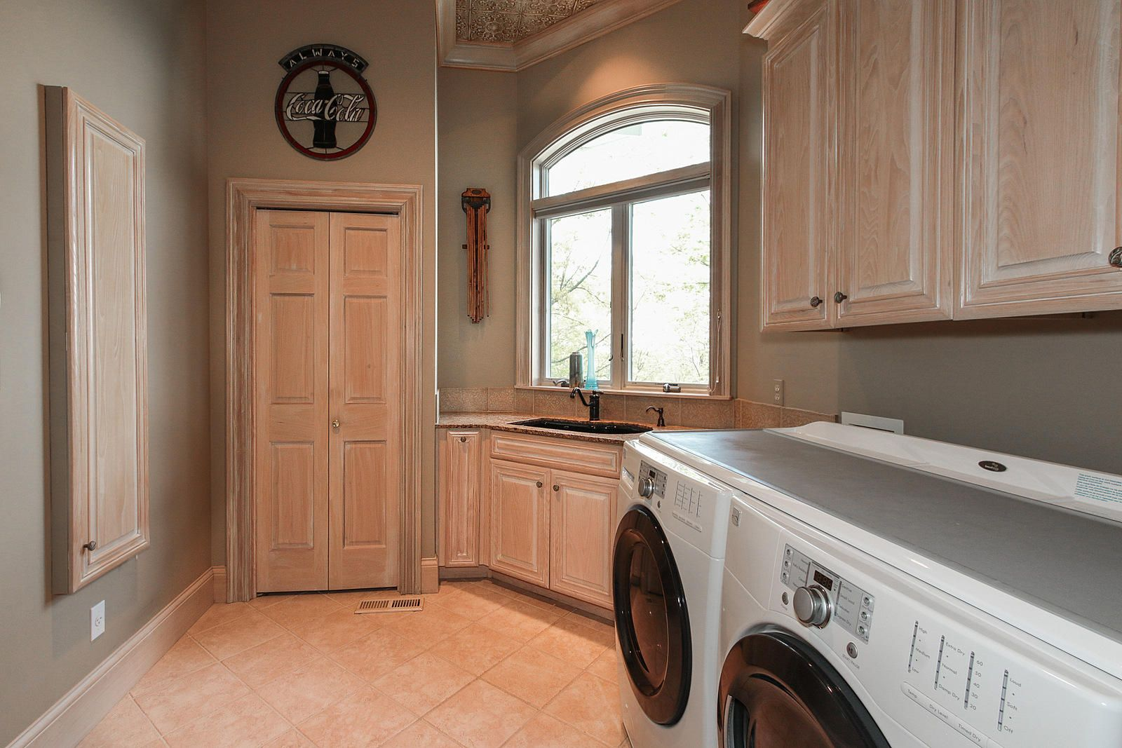 Laundry Room off Kitchen