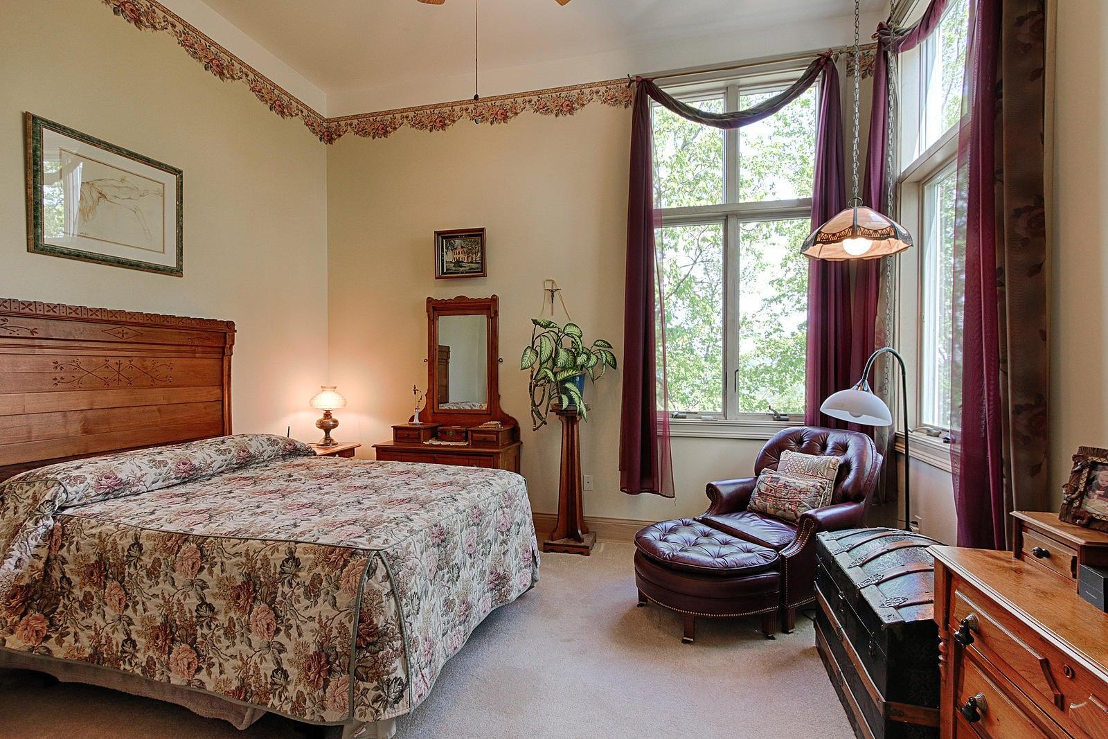 Separate Living Quarters Bedroom