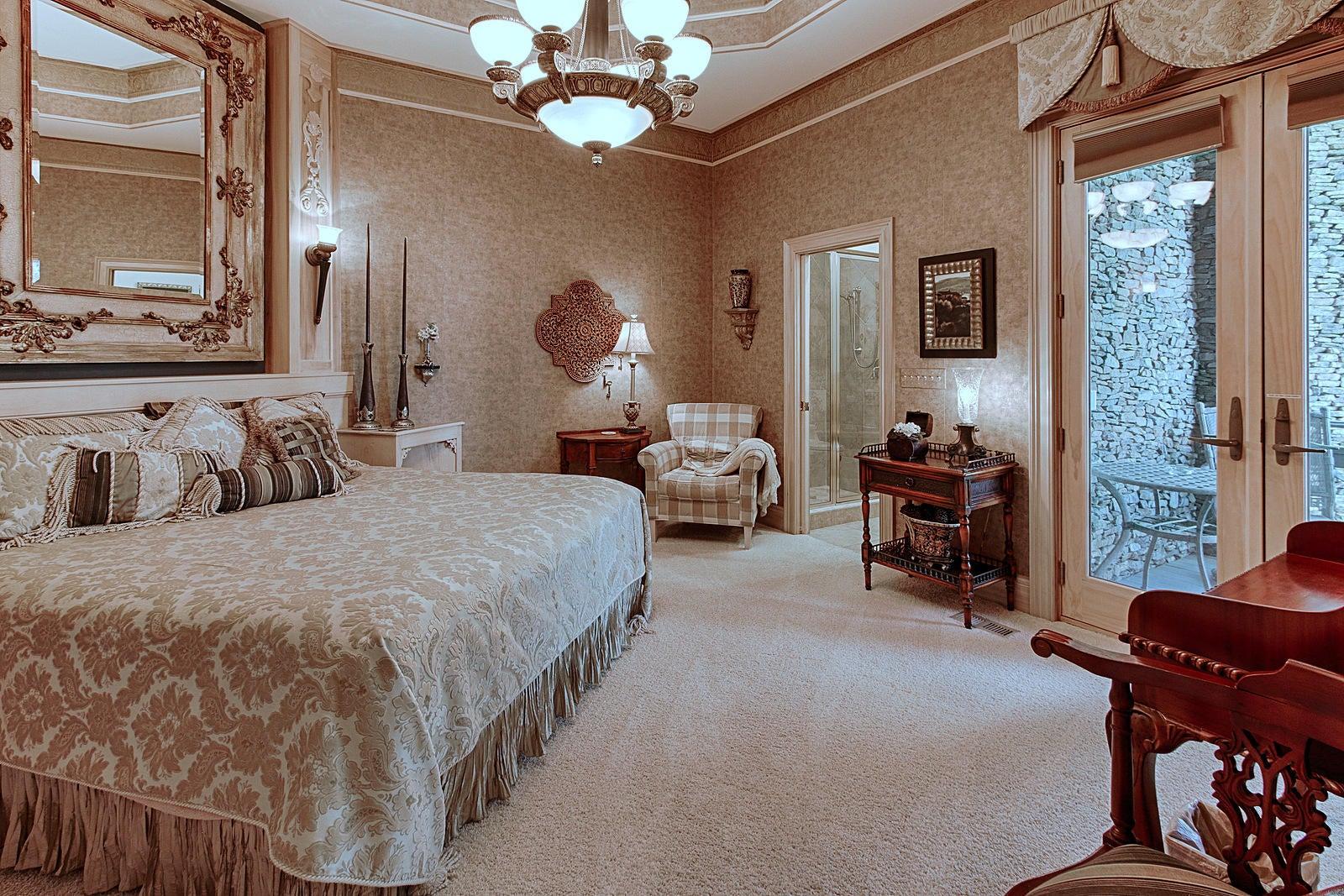 Bedroom 3 has Private Balcony