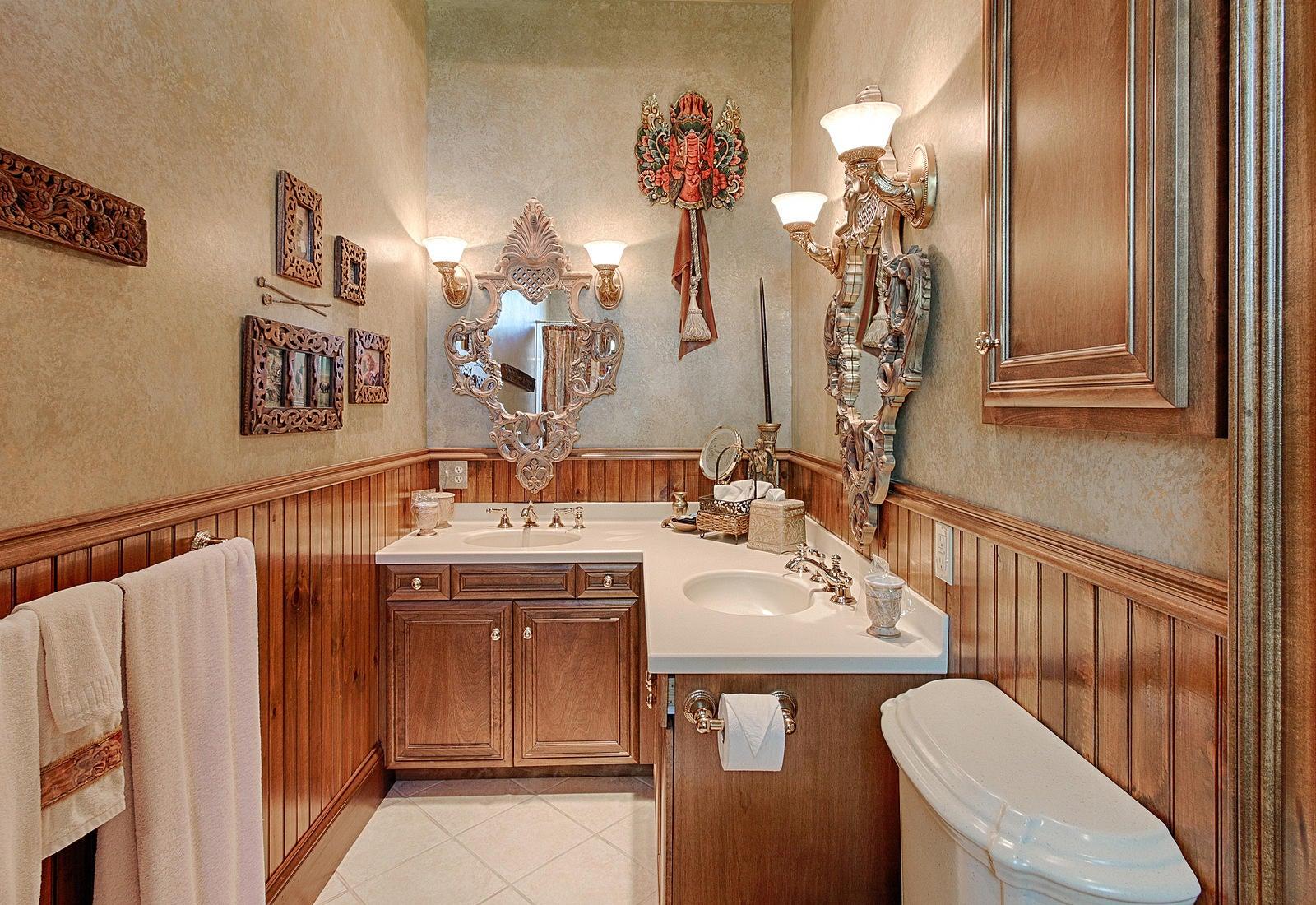 Separate Living Quarters Bath