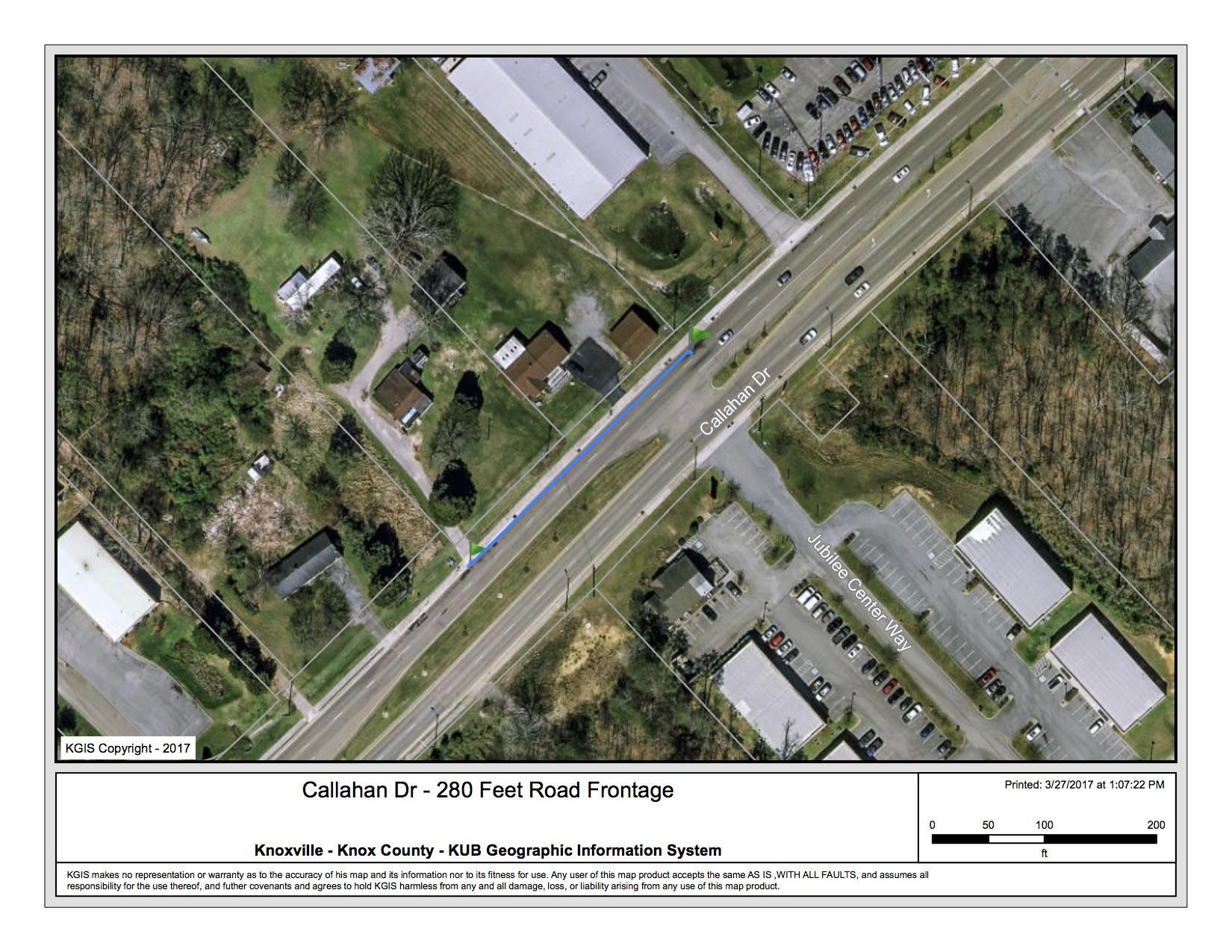Callahan - 280 Road Frontage