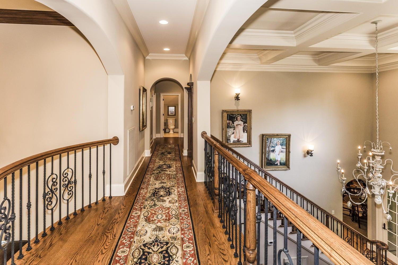 hallway up